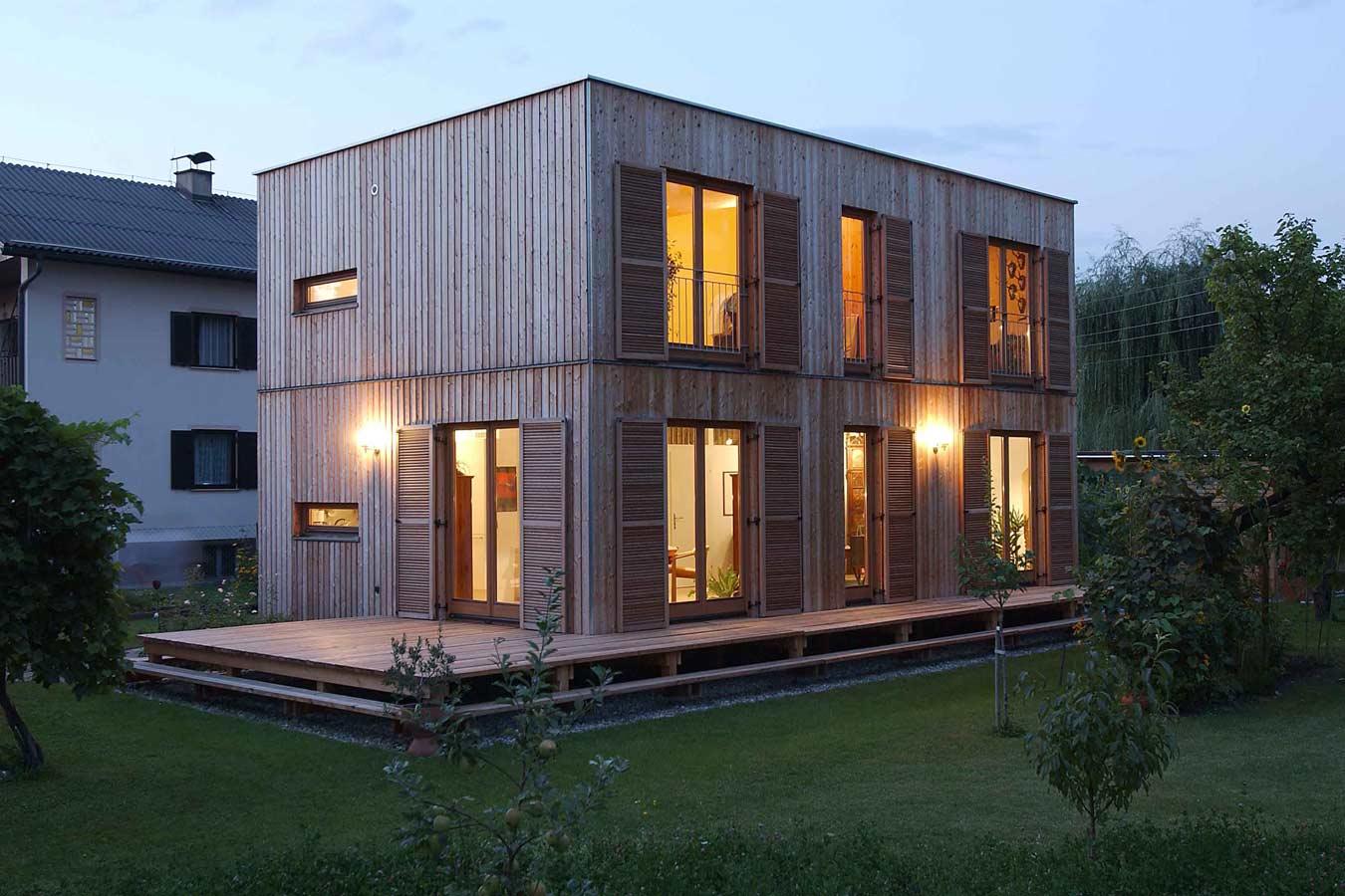 t u s modulhaus produktion haus g t u s modulhaus. Black Bedroom Furniture Sets. Home Design Ideas